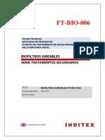 Inditex Ft Bio 006 Biofiltro 20142012
