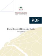 Dubai Freehold Property Guide 2007 by Sterling