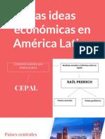 Las Ideas Económicas en América Latina