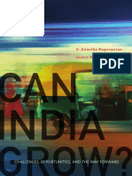 Can India Grow? Challenges, Opportunities, and the Way Forward