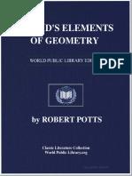 Euclid's Elements of Geometry