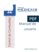 Manual Medexis V7 2014