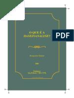 Dastur - O Que é Daseinanalyse