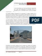 Puente Meatlico Con Losa Ortotropica