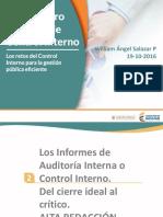 Alta Redacción-Informes de Control-william Angel Salazar