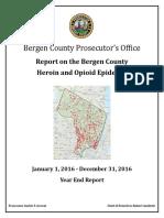 2016 Report on Heroin Epidemic