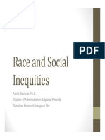 race and social inequities tr site course