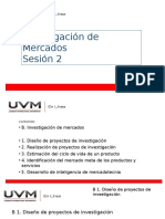 Sesion 2 Investigacion Mercados