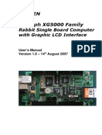 XG5000 Users Manual 1.0
