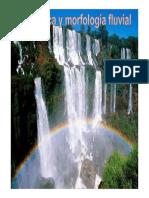 Tema 10 - Morfología Fluvial