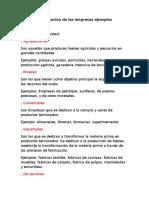 Clasificación de las empresas ejemplos juan jose lopez.docx