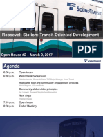 Sound Transit - Roosevelt TOD Open House #2 - 03-09-17