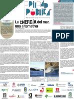 La Energía Del Mar, Una Alternativa