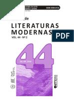 Revista de Literaturas Modernas (ReLiMo) 44-2