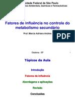 Fatores de Influencia