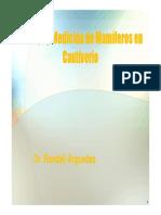 Medicina de Mamiferos Silvestres