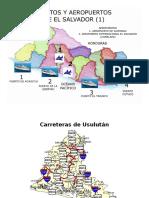 Carreteras de Usulután