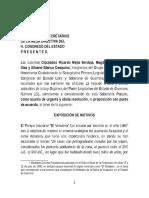 Propuesta de Acuerdo Parque El Veladero