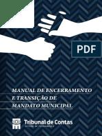 Manual de Encerramento e Transicao de Mandato Municipal