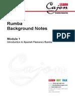 RumbaModule1-BackgroundNotes