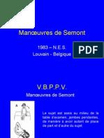 Semont Maneuvres (présentation en français) 14 04 2008