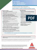 Post Tpa Care Sheet