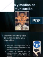 19483881 Etica y Medios de Comunicacion 121126234120 Phpapp01