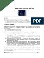 Minas metodos de explotacioon .pdf