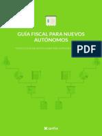 Guia Fiscal Para Nuevos Autonomos