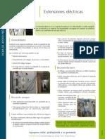 Ficha Extencion Electrica