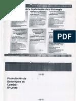 Planificacion Estrategica Balanced Score Card