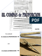 Compas de Proporcion
