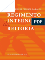 Regimento Reitoria Web