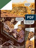 Comic Penny Dreadful