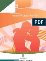 Guía 01 Atención en Planificación Familiar