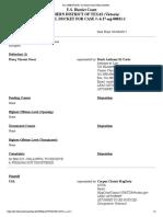 Court Document on Perez