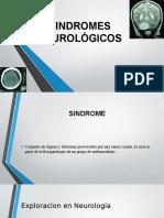 Neurología - Síndromes Neurológicos