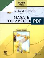Masaje Terapeutico Fritz S.