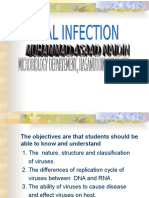 Virus Infections -Reg Asaad- (Sifat, Struktur, Multiaplikasi Virus)