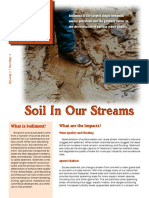 2015 Soil in our Streams