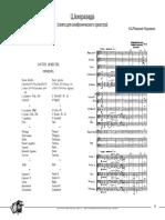 Rimsky-Korsakov - Sheherazade (Full Score)
