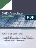 SME Associate
