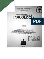 Introd Psicologia Percepcao DAVIDOFF