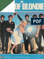 Blondie the Best of 66pp