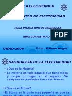 1. Fundamentos de Electricidad (1)