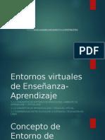 20170214 - Entornos y Ambientes de Aprendizaje