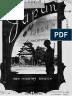 WWII Japan Occupation Plan