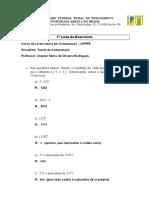 TC Lista1 Gabarito
