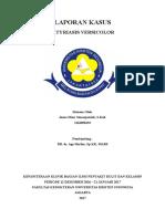 Case Report - Pityriasis Versicolor