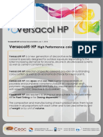 Versacol HP Brochure-Full Range